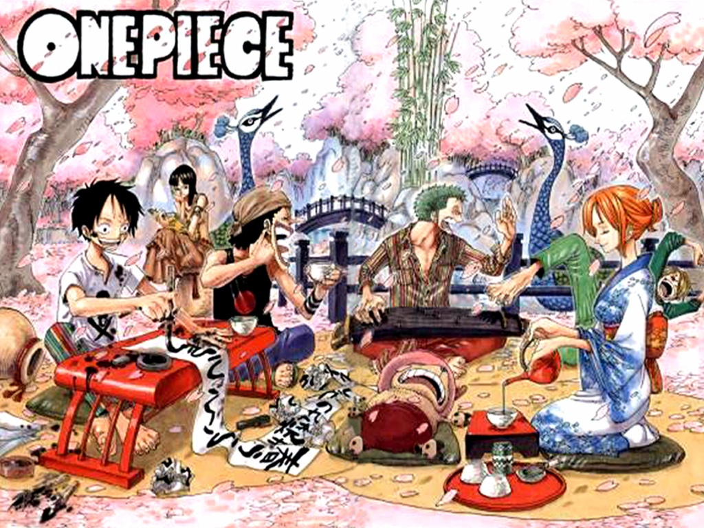 One piece 106 one piece - One piece equipage luffy ...