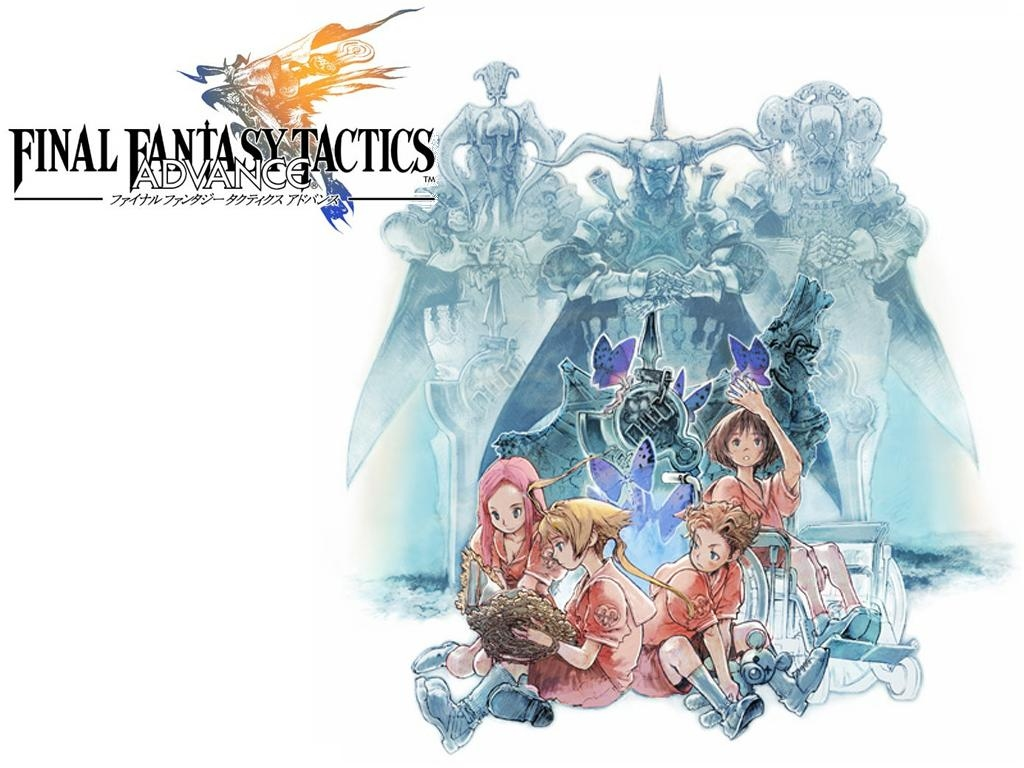Final Fantasy Tactis Advance