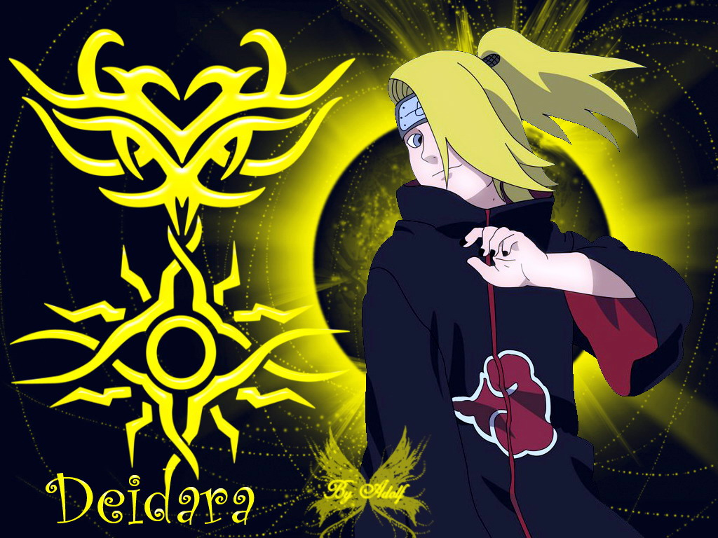 Deidara Wallpapers