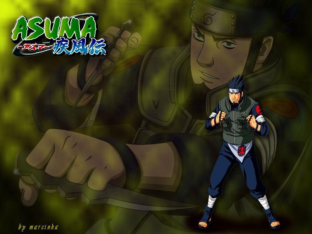 Asuma Sarutobi Wallpapers