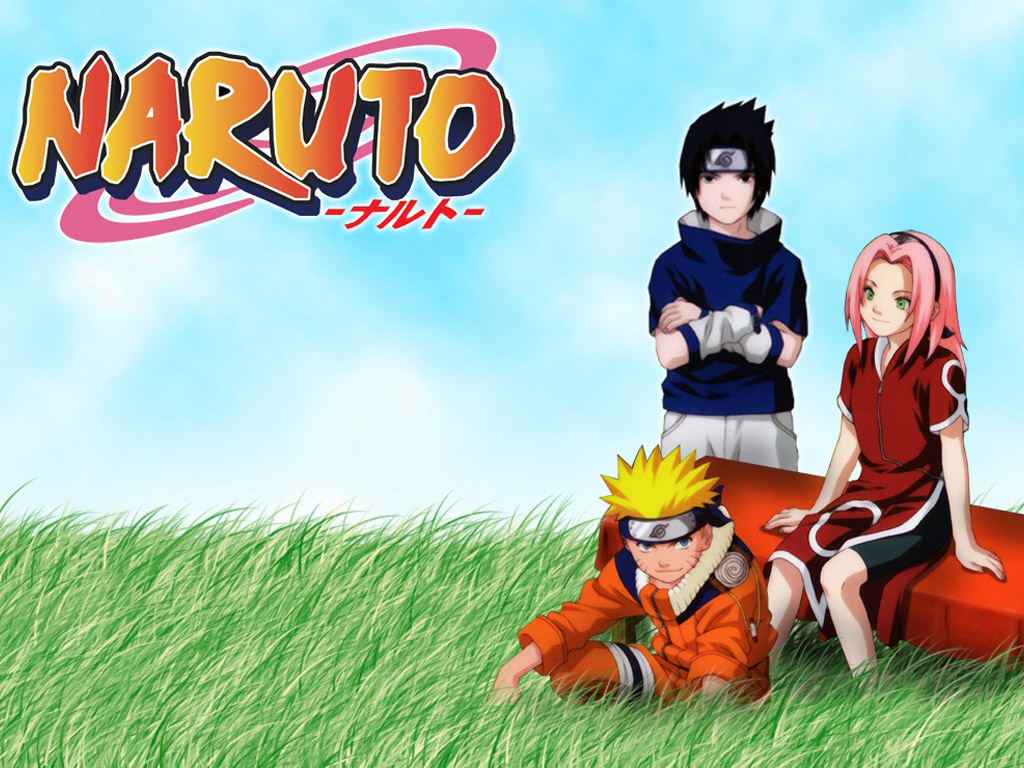 Naruto Group Wallpaper