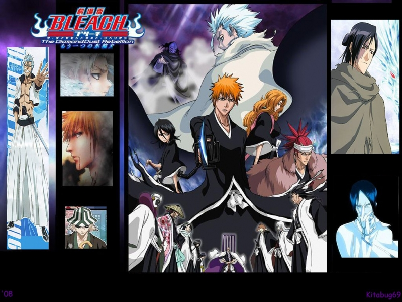 Capitanes de bleach