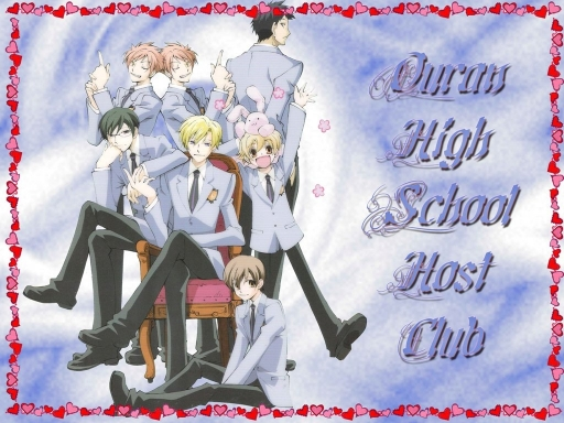 Ouran High Scool Host Club--gr