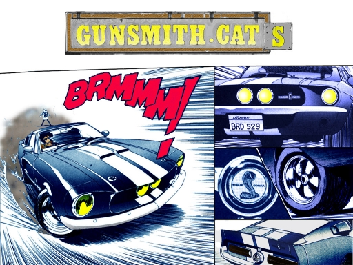 Gunsmith Cats