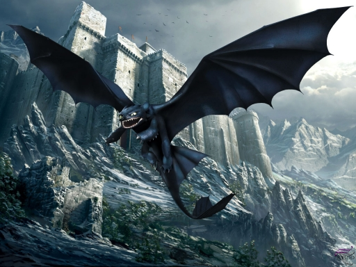 How To Train Your Dragon Wallpaper. How to Train Your Dragon (1)