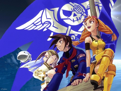 Skies Of Arcadia!