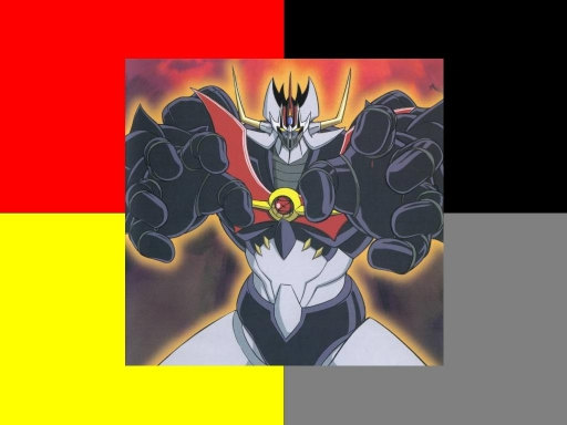Mazinkaiser The Mighty