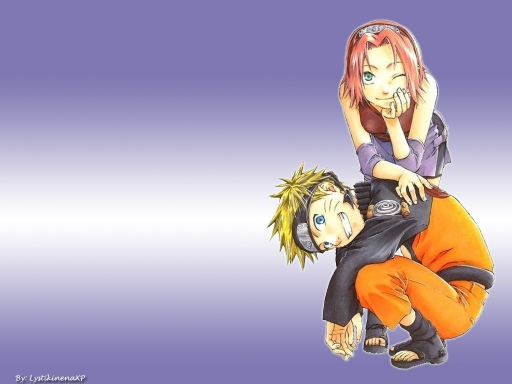 Sakura And Naruto