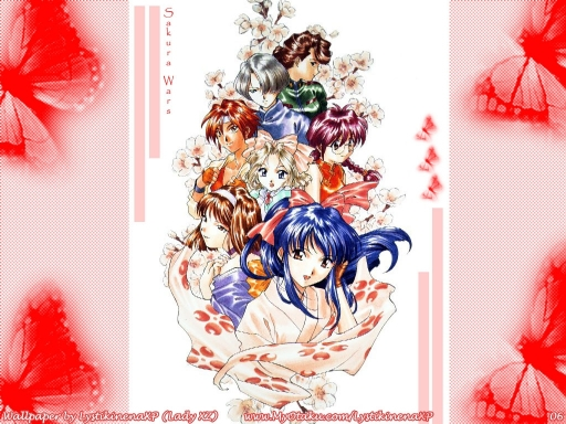 Sakura Wars Group