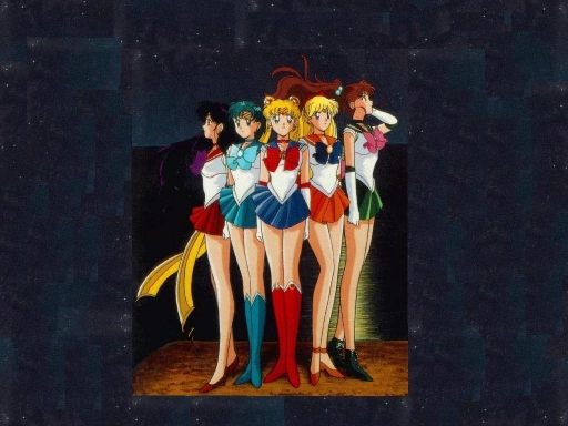 Sailor Scouts