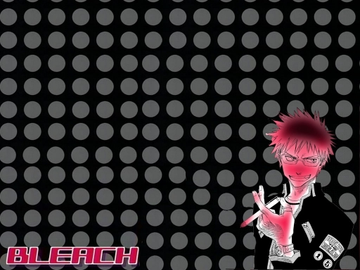 Bleach - Red Ichigo