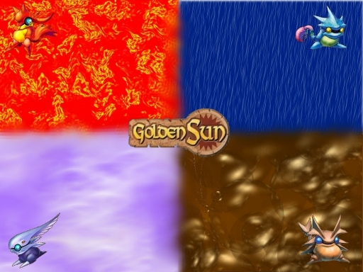 Golden Sun Dijini