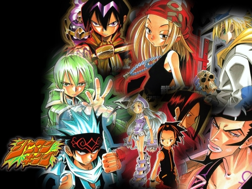 shaman king wallpapers. Shaman King Wallpaper
