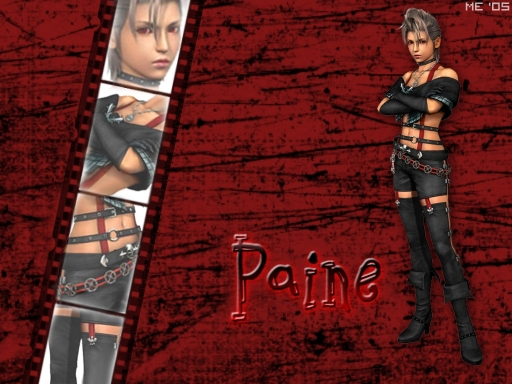 Ffx-2 Paine