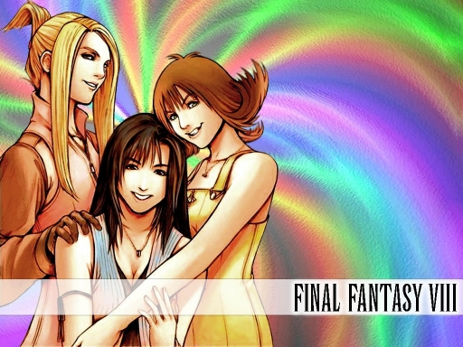 Ff8 Girls