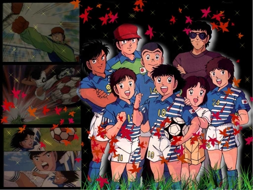 Captain Tsubasa Japan Team