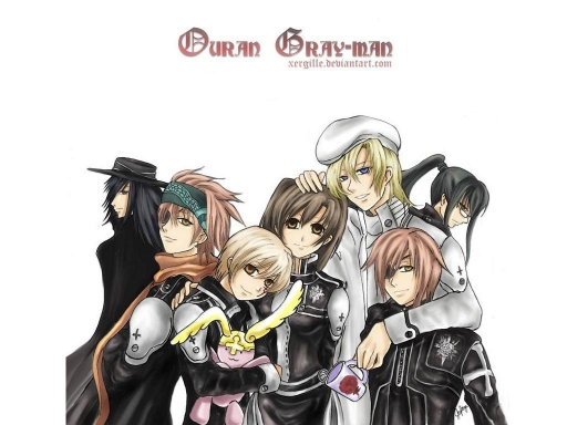 D Gray Man Csoplays