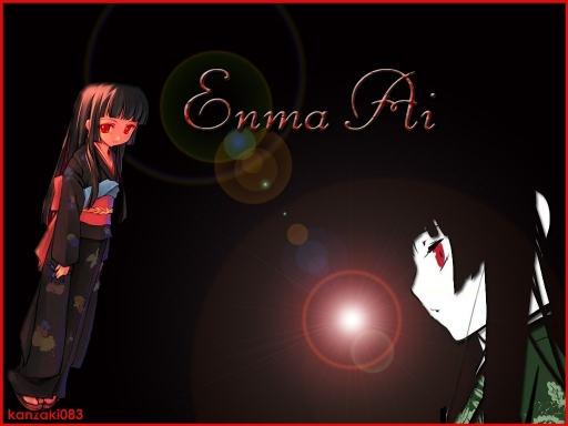 Enma Ai : Hell Girl