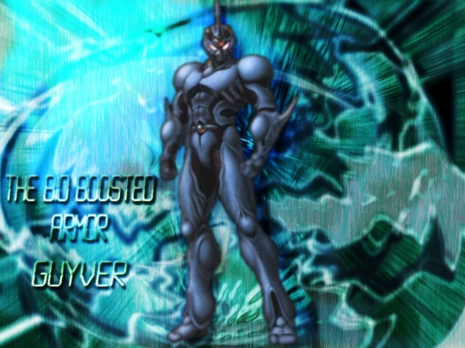Bio-Boosted Armor - Guyver