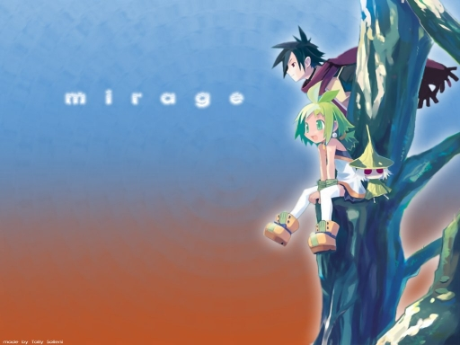 Phantom Brave- Mirage