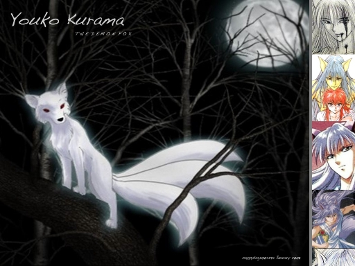 Kurama The Demon Fox