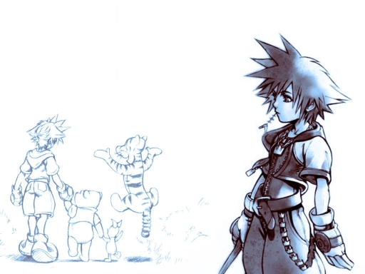 Sora And Friends