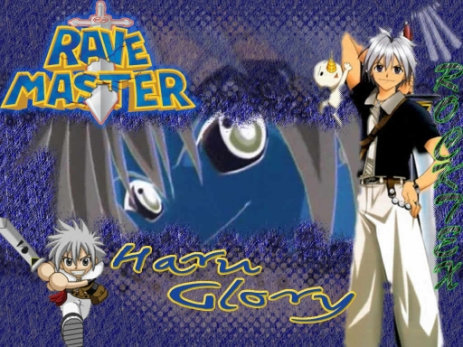 Haru The Rave Master