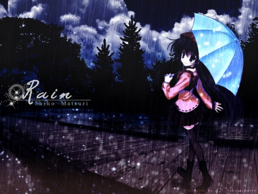 Rain-shiho