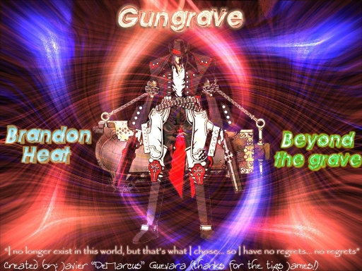 Gungrave (game version)