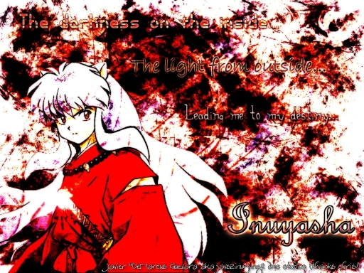 Inuyasha And Teh Darkk