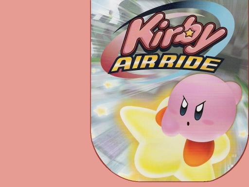 Kirby Airride!!!