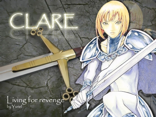 Claymore_clare