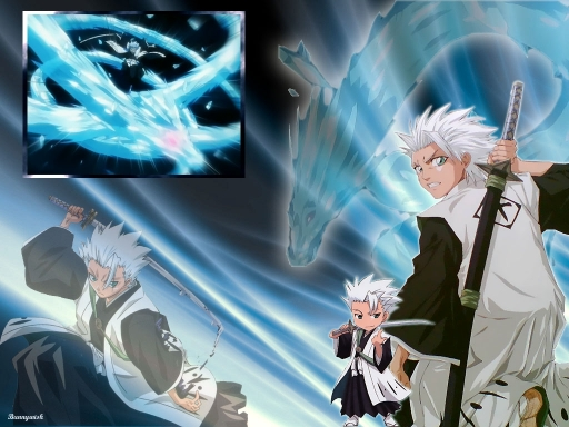 Bleach Hitsugaya