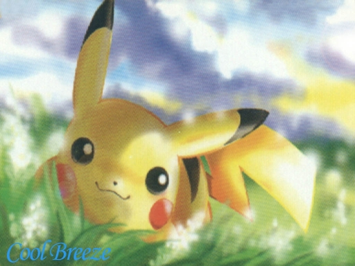 Pika Pika Cool Breeze