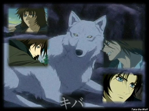 Kiba The White Wolf