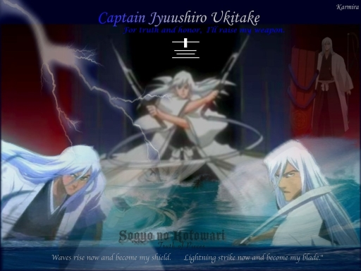 bleach captains  bankai