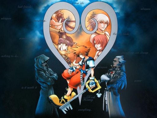 ���� ����� ������ kingdom Hearts