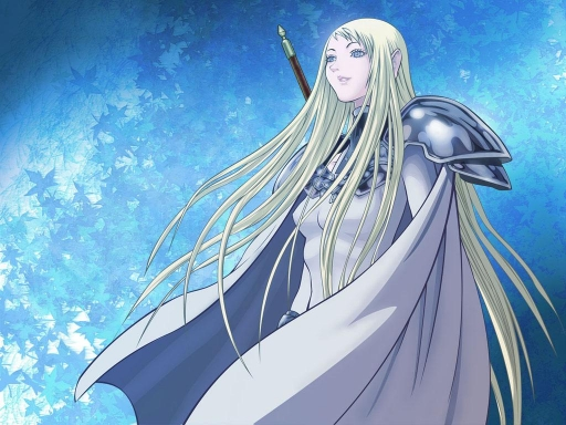 Claymore - Galatea