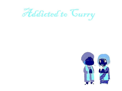 Addicted To Curry- Inverted