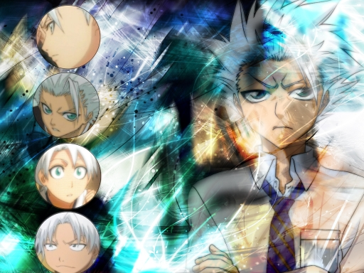 hitsugaya wallpapers. Hitsugaya wallpaper