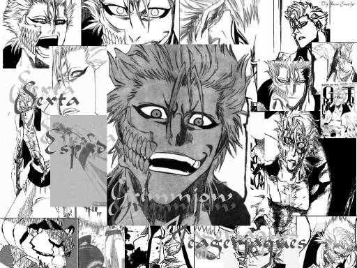 wallpaper manga. Grimmjow Manga Wallpaper