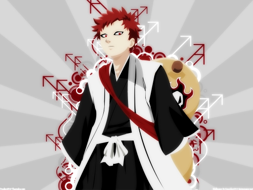 14th Division: Captain Gaara