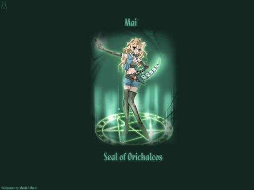 Mai: Seal of Orichalcos