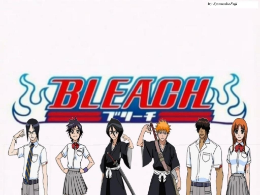 Bleach Cast Wallpaper