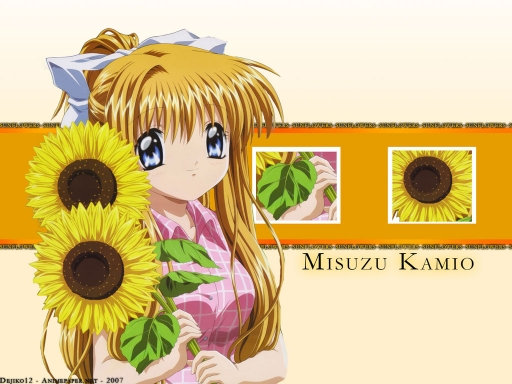 Misuzu Kamio