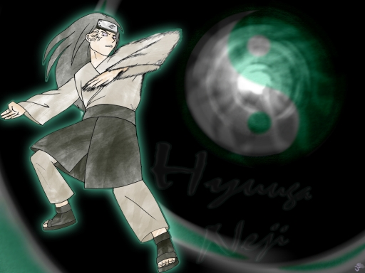 The Neji Wallpaper Experiment