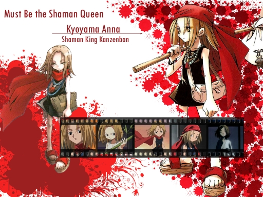 shaman king wallpapers. Must Be the Shaman Queen