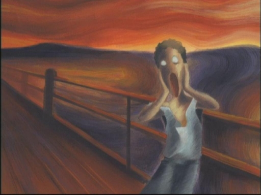 Pedro The Scream!