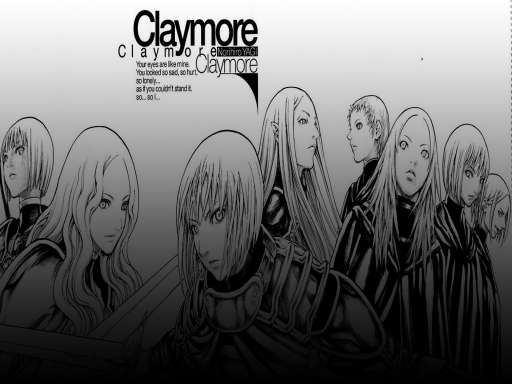 Claymore Composite Image 1