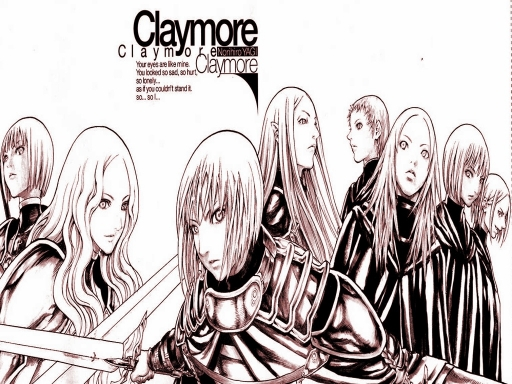 Claymore Composite Image 2